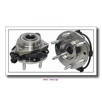 Toyana CX350 wheel bearings