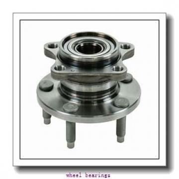 Toyana CX675 wheel bearings