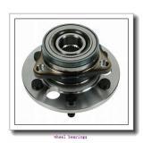 Ruville 5820 wheel bearings