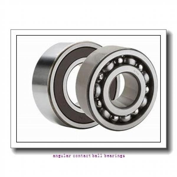 25 mm x 47 mm x 12 mm  FAG B7005-C-T-P4S angular contact ball bearings #2 image