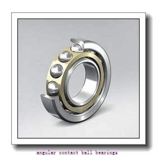 190 mm x 260 mm x 66 mm  SNR 71938HVDUJ74 angular contact ball bearings #1 image