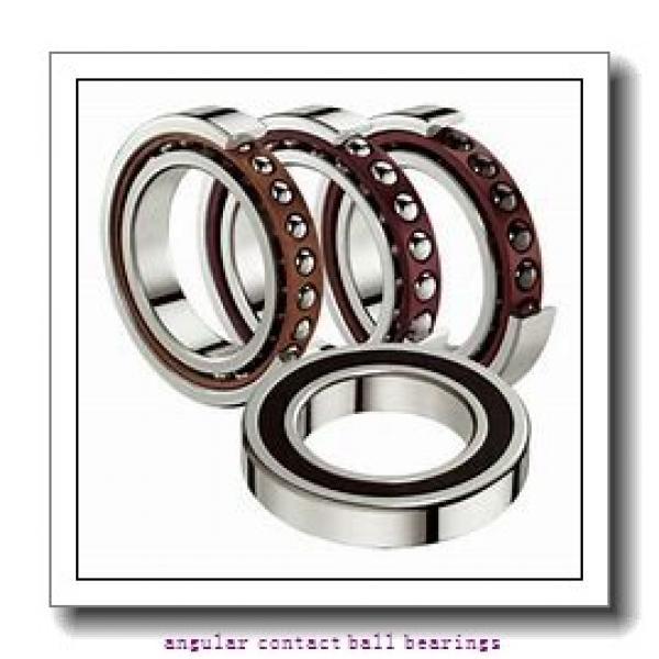 60 mm x 110 mm x 36,5 mm  SKF 3212A angular contact ball bearings #1 image