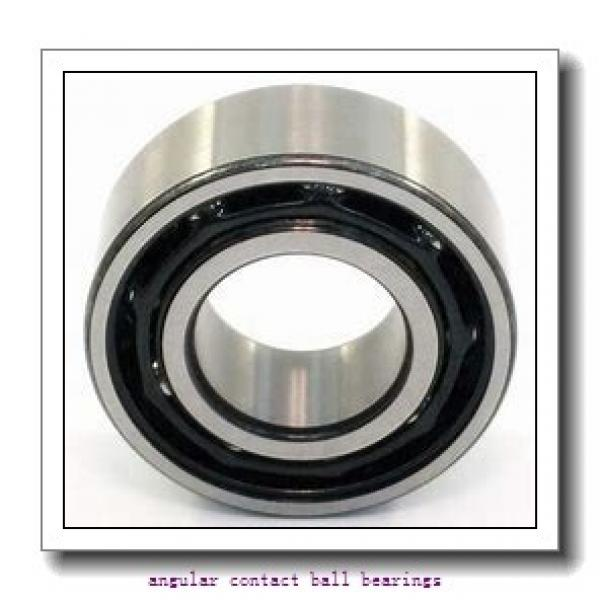 260 mm x 360 mm x 46 mm  SKF 71952 CD/P4A angular contact ball bearings #1 image