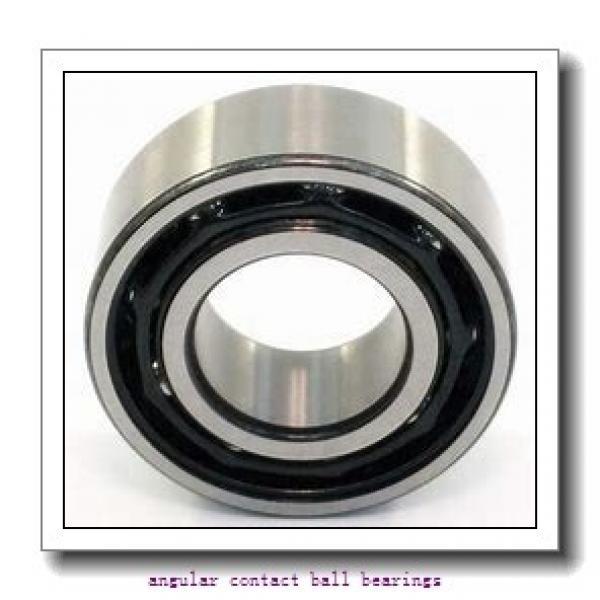 Toyana 7024 B angular contact ball bearings #1 image