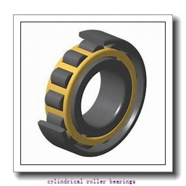 160 mm x 340 mm x 68 mm  NSK NUP332EM cylindrical roller bearings #1 image