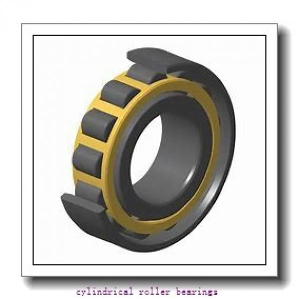 80 mm x 170 mm x 58 mm  NKE NUP2316-E-TVP3 cylindrical roller bearings #1 image