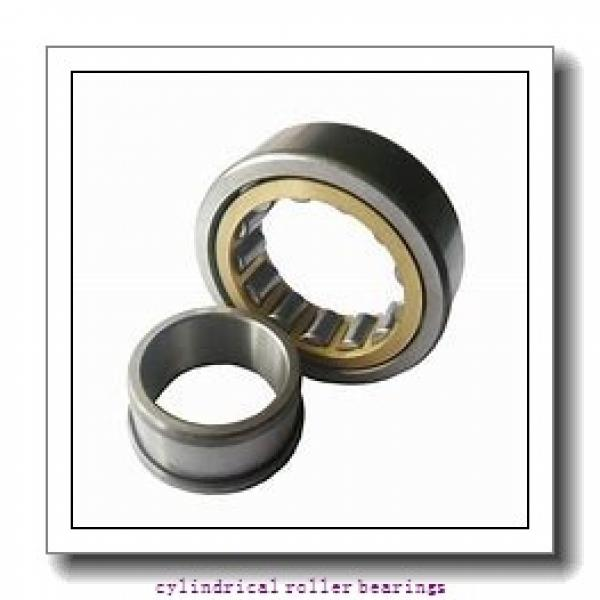50 mm x 110 mm x 27 mm  NKE NJ310-E-MA6 cylindrical roller bearings #1 image