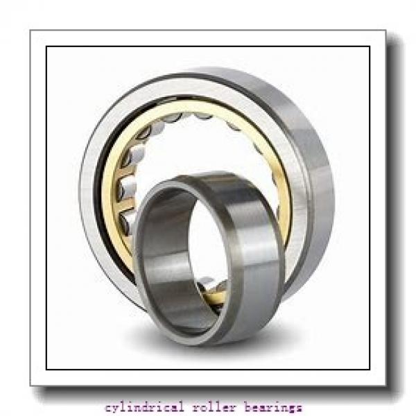 160 mm x 340 mm x 68 mm  NSK NUP332EM cylindrical roller bearings #2 image
