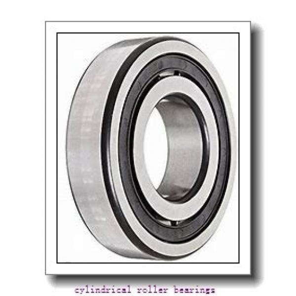 105 mm x 225 mm x 49 mm  NSK NU 321 EM cylindrical roller bearings #2 image
