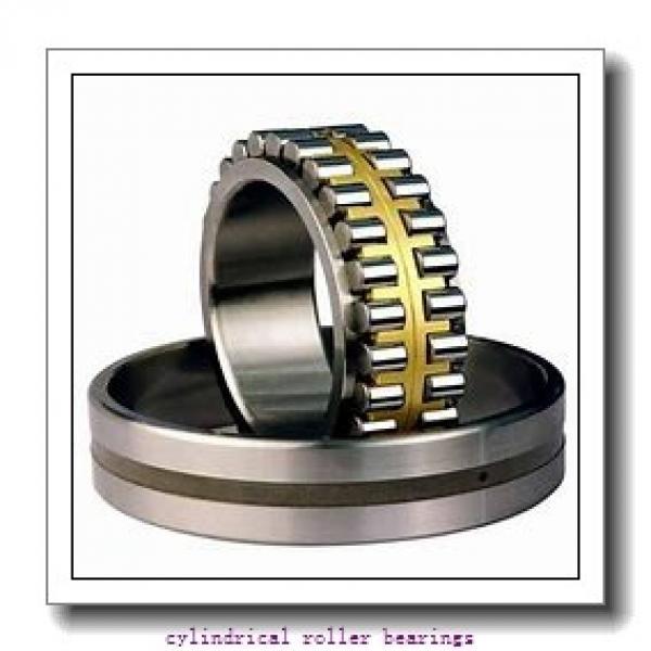 105 mm x 225 mm x 49 mm  NSK NU 321 EM cylindrical roller bearings #1 image