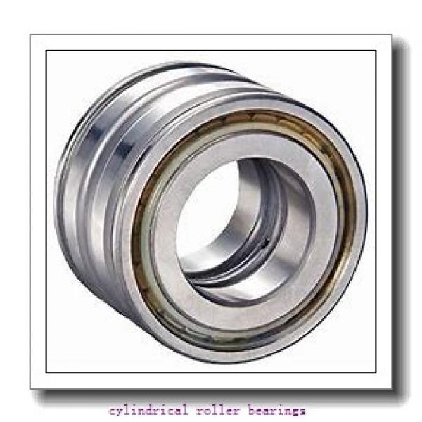 560 mm x 820 mm x 195 mm  NKE NCF30/560-V cylindrical roller bearings #1 image