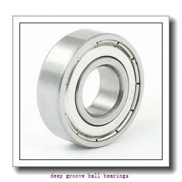 15 mm x 35 mm x 11 mm  Fersa 6202 deep groove ball bearings #2 image