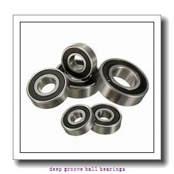 Toyana 6002ZZ deep groove ball bearings #1 image
