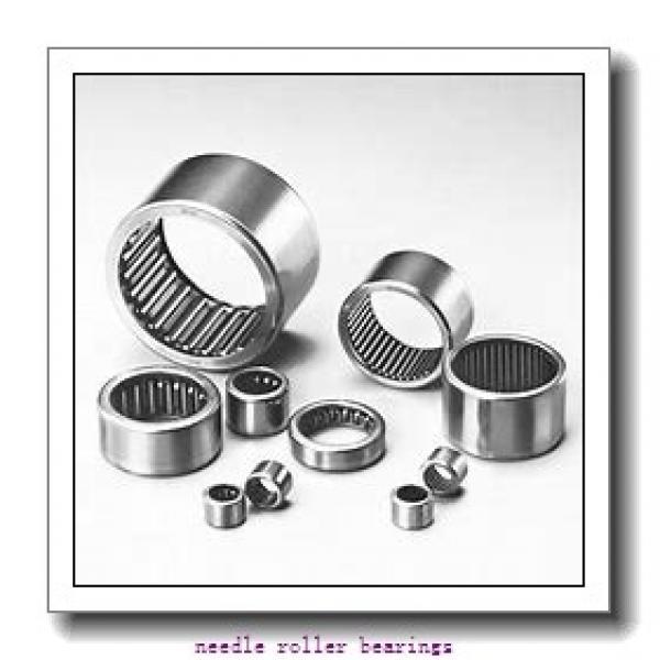 IKO BHA 117 Z needle roller bearings #2 image
