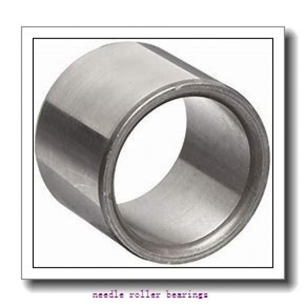 20 mm x 37 mm x 16 mm  NSK NAF203716 needle roller bearings #1 image