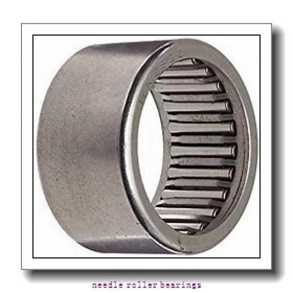 17 mm x 30 mm x 26 mm  IKO NAFW 173026 needle roller bearings #1 image