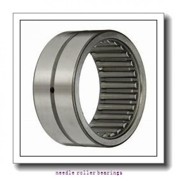 IKO BHA 117 Z needle roller bearings #1 image