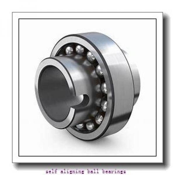 12 mm x 37 mm x 17 mm  NTN 2301S self aligning ball bearings #2 image