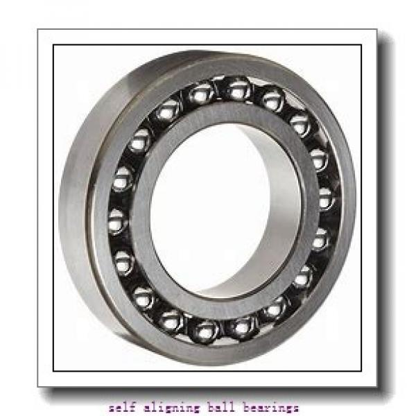 Toyana 2307-2RS self aligning ball bearings #2 image