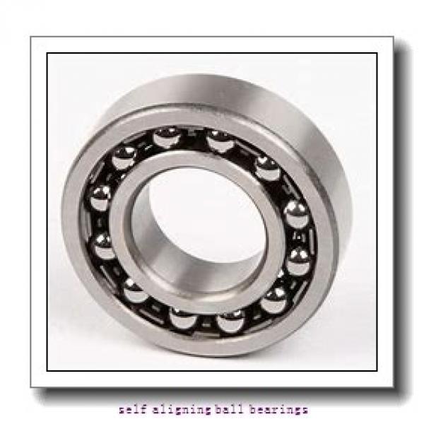 55 mm x 100 mm x 25 mm  ISB 2211-2RSKTN9 self aligning ball bearings #1 image