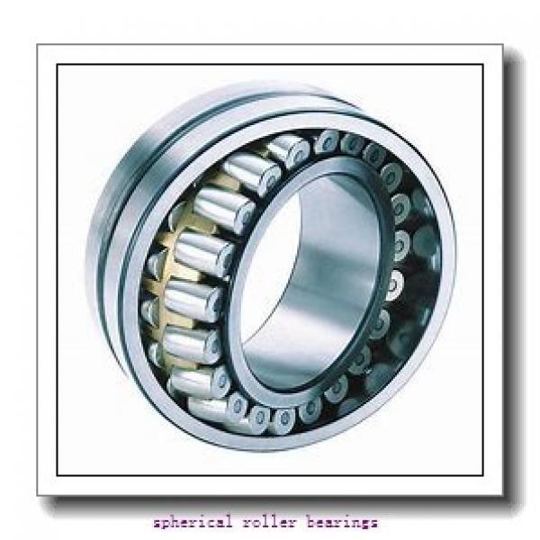 160 mm x 290 mm x 104 mm  NKE 23232-MB-W33 spherical roller bearings #3 image