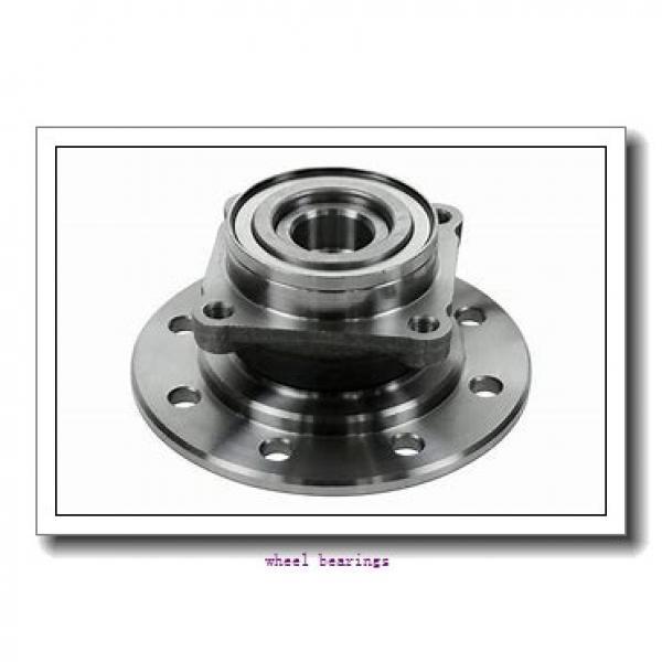 SKF VKBA 6539 wheel bearings #1 image
